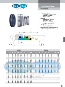 PC12-PC12A-mechanicalseal